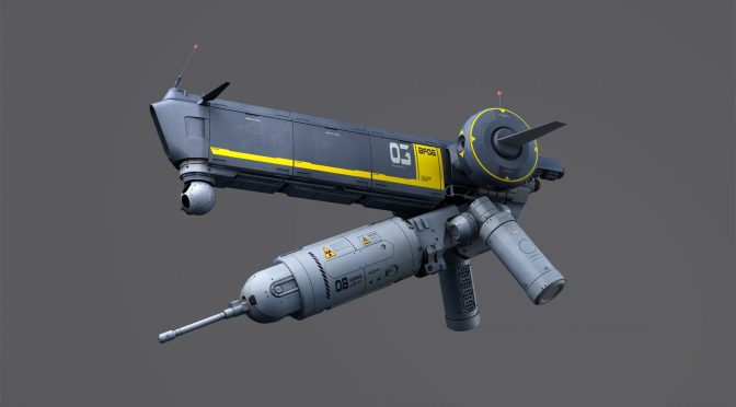 Hover-Drone - Front